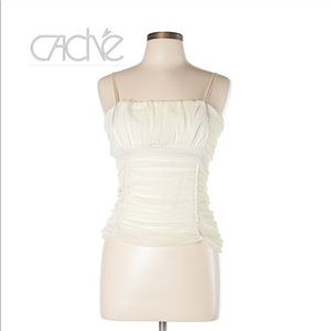 Cache Dressy Top NEW!
